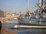 The Battleship Aurora