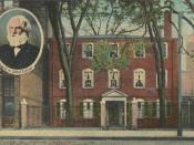 Wadsworth-Longfellow House c. 1910