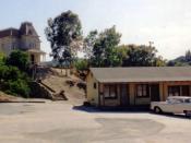 English: Bates Motel Set at Universal Studio Hollywood CA. Source: Taken by User:Ipsingh