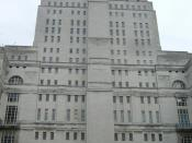 Senate House, Malet Street - geograph.org.uk - 1712833