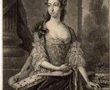 Princess Caroline Elizabeth of Great Britain, daughter of King George II
