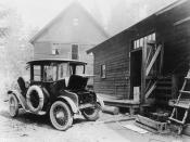 Detroit Electric car charging