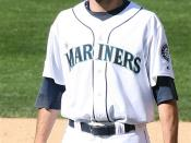 Brandon Morrow of the Seattle Mariners.