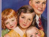 Cover Art | 1937 | Parents' Magazine