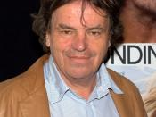 English: Neil Jordan at the premiere of Ondine at the 2010 Tribeca Film Festival