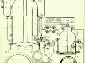 English: First patent (vol. 33 n. 256) for the Espresso Machine, by Mr. Angelo Moriondo, dated May 16, 1884 and titled