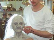 Dubi Preger, Make-up artist, Israel.