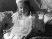 Grand Duchess Anastasia in 1904
