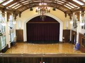 Conron Hall