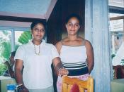 Ethnic Mauritians