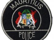 Mauritius - National Police