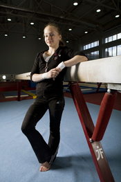 Semenova Ksenia, Russian artistic gymnast