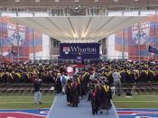 Wharton School 2006 Graduation