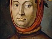 English: Portrait of Francesco Petrarca (1304-1374), Italian poet and humanist