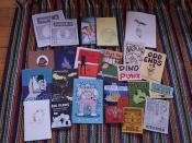 My haul of new stuff from Stumptown