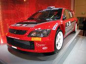 Mitsubishi Lancer WRC05.
