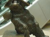 English: Paddington Bear at Paddington Station