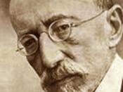 Portrait of Ahad Ha'am (Asher Zvi Hirsch Ginsberg).