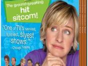 Ellen The Complete Fourth Season DVD Cover Art