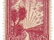 English: New Zealand postage stamp, 1933: Public health.