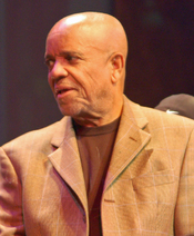 English: Berry Gordy at a performance of The Hot Chocolate Nutcracker in December 2010.