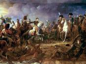 Napoleon at the battle of Austerlitz, by François Pascal Simon, Baron Gérard