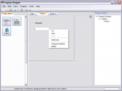 Nederlands: Program Designer screenshot
