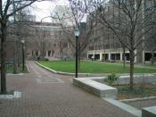 Mack_Plaza at Wharton School of the University of Pennsylvania