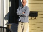 English: 2010 photo of Nathaniel Philbrick