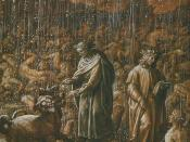 Illustration of Dante's Inferno, Canto 6