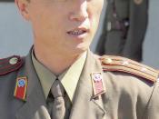 Demilitarized Zone, North Korea