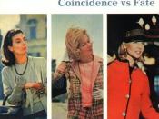 Coincidence vs Fate