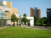 English: Weber State University campus