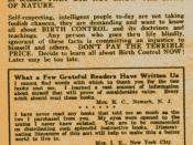 1926 US advertisement.