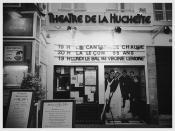 Paris 5ème, Théâtre de la Huchette