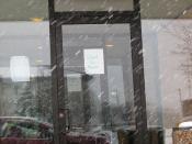 Dennys Closed for Repairs