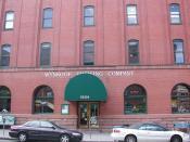 Wynkoop Brewing Company Entrance