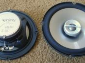 Infinity Reference Series 6022si (shallow-mount) 6.5