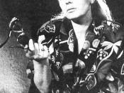 Krystyna Janda w spektaklu