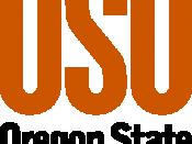 English: The logo for the Oregon State University