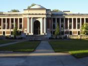 Oregon State University's Memorial Union (