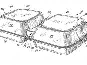Depiction of the McDLT packaging from its patent application