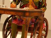 The Age of Enlightenment by Yinka Shonibare